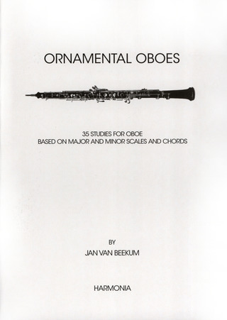 Jan van Beekum: Ornamental Oboes - 35 Studies