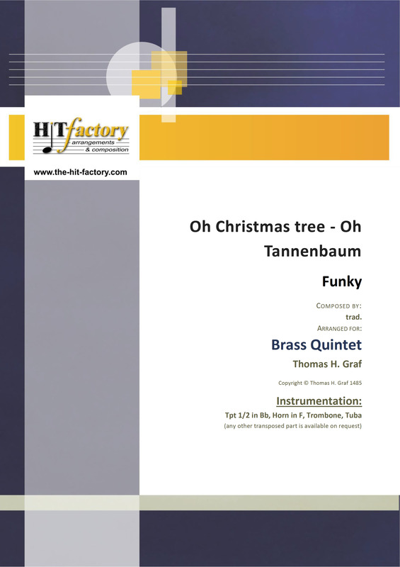 Thomas H. Graf: Oh Christmas Tree – Funky