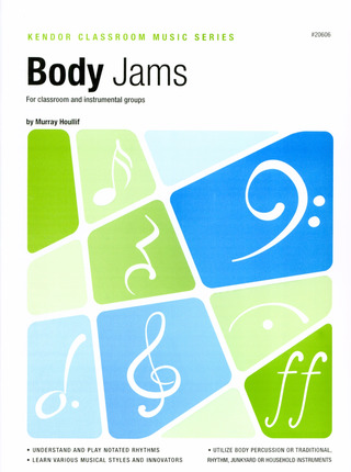 Murray Houllif: Body Jams
