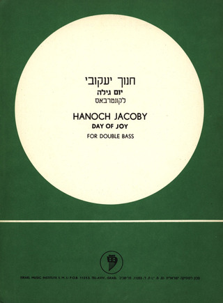 Hanoch Jacoby: Day of Joy