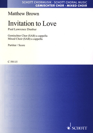 Matthew Brown: Invitation to Love