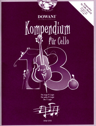 Josef Hofer: Kompendium für Cello 13