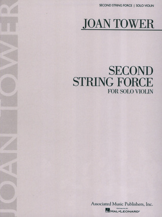 Joan Tower: Second String Force