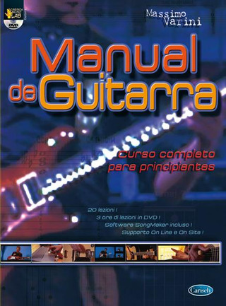 Massimo Varini: Manual de guitarra