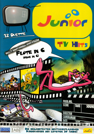 Junior TV Duett-Hits/Flöte, Oboe