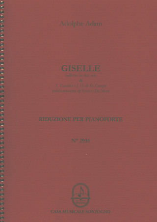 Adolphe Adam: Giselle
