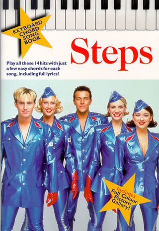 Steps: Keyboard Chord Songbook