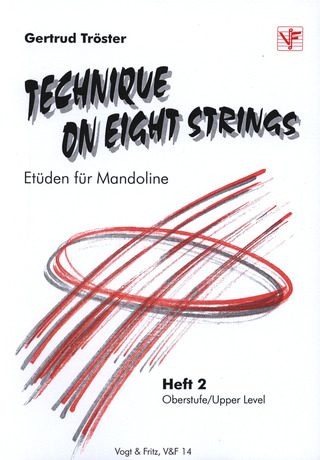 Troester Gertrud: Technique On Eight Strings 2