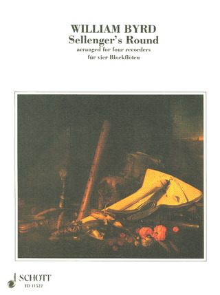 William Byrd: Sellenger's Round