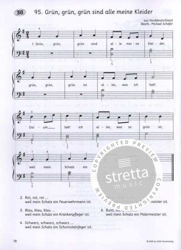 240 Songs Fur Klavier Buy Now In Stretta Sheet Music Shop