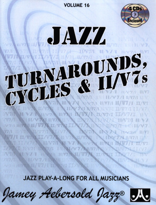 Jamey Aebersold: Turnarounds Cycles + Ii-V7-S