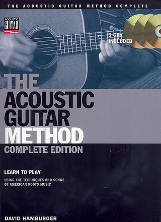 Hamburger David: Acoustic Guitar Method - Complete Edition