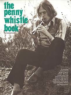 Robin Williamson: The Penny Whistle Book