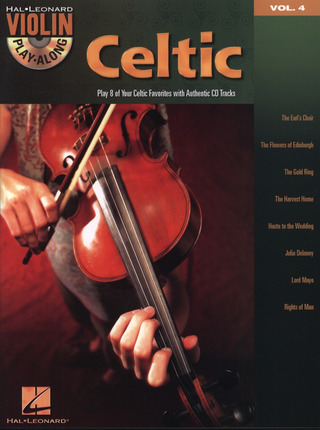 Violin Play-Along 4: Celtic