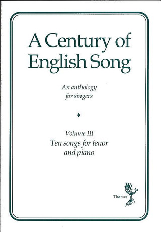 A Century of English Song 3