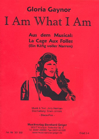 Gaynor Gloria: I Am What I Am