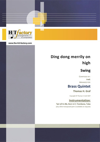 Thomas H. Graf: Ding dong merrily on high – Swing