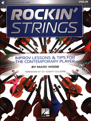 Mark Wood: Rockin' Strings: Violine