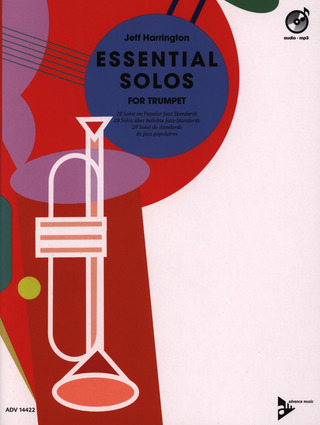 Jeff Harrington: Essential Solos for Trumpet
