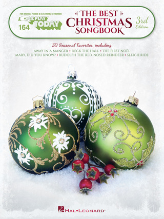 The Best Christmas Songbook