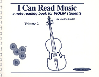 Joanne Martin: I can read Music 2