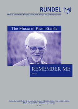 Pavel Stanek: Remember Me