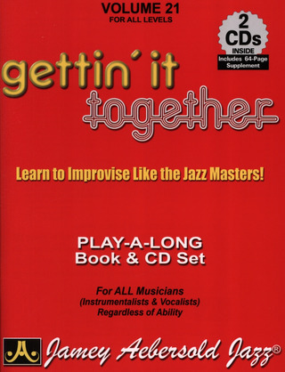 Jamey Aebersold: Gettin' it together 21