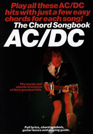 AC/DC: Ac/Dc Chord Songbook LC