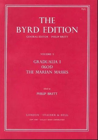 William Byrd: Gradualia I – The Marian Masses