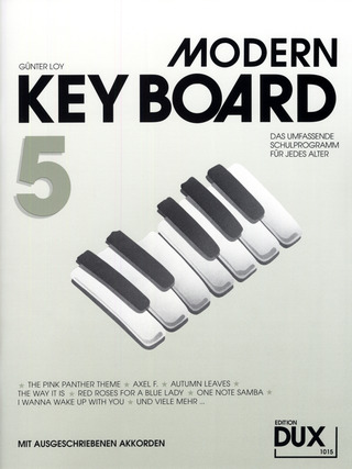 Günter Loy: Modern Keyboard 5