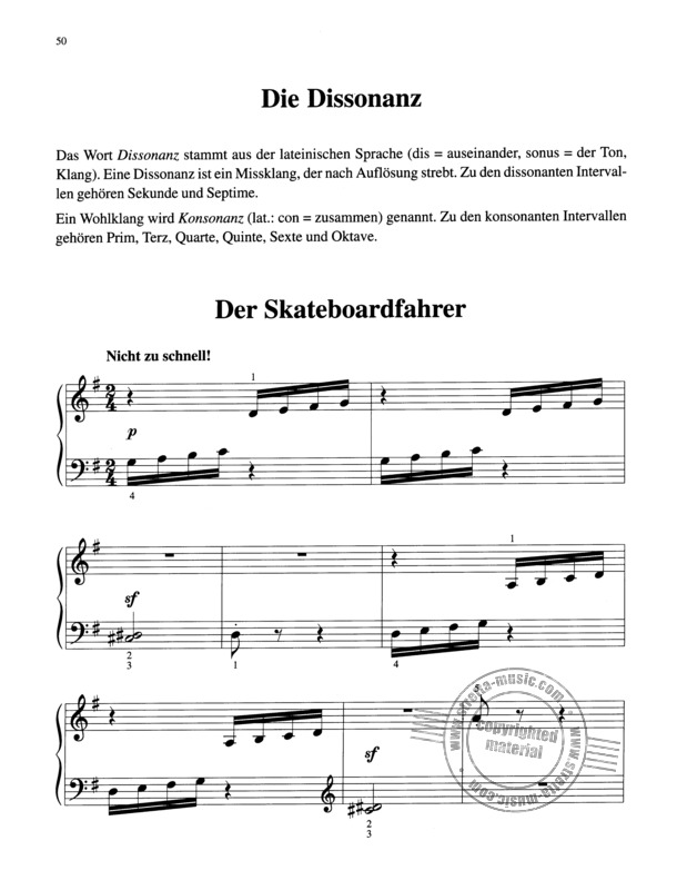 VHR 3402 KINDER Klavier Noten Schule Meine allerersten Tastenträume Band 3