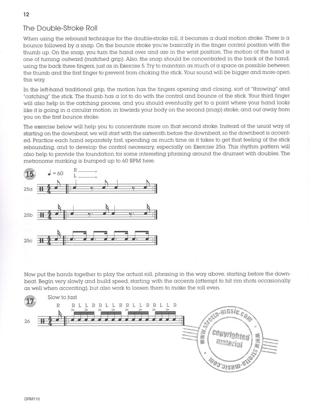 Dave Weckl: Exercises for Natural Playing (3)