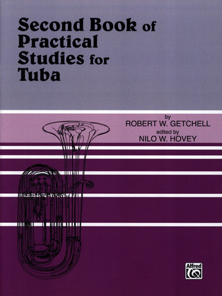 Getchell Robert W.: Second Book Of Practical Studies 2