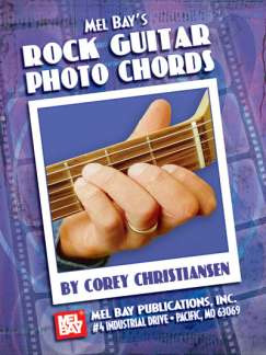 Corey Christiansen: Rock Guitar Photo Chords