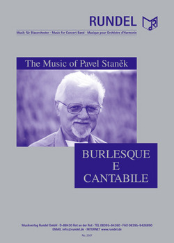 Pavel Stanek: Burlesque e Cantabile