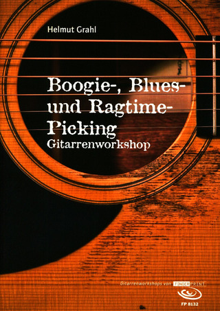 Boogie-, Blues- und Ragtime Picking