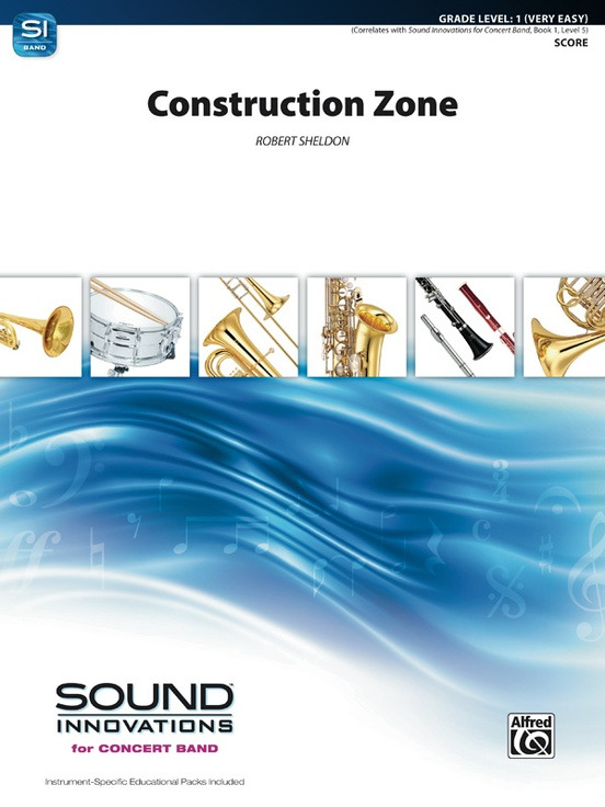Robert Sheldon: Construction Zone