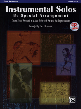 Carl Strommen: Instrumental Solos by Special Arrangement