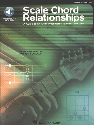 Jeff Schroedl m fl.: Scale Chord Relationships