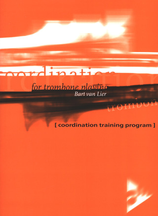 Bart van Lier: Coordination Training Program