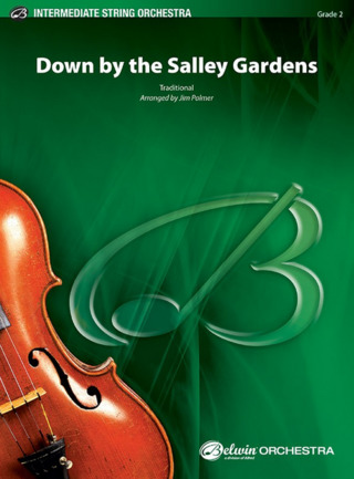 Jim Palmer: Down by the Salley Gardens