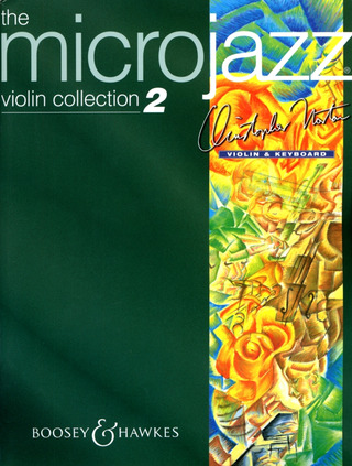 Christopher Norton: Microjazz Violin Collection
