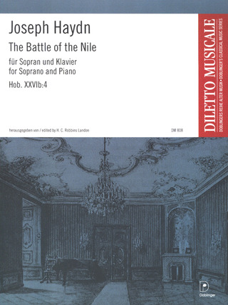 Joseph Haydn: Lines from the Battle of the Nile