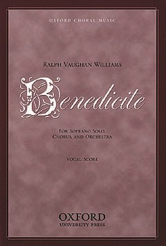 Ralph Vaughan Williams: Benedicite