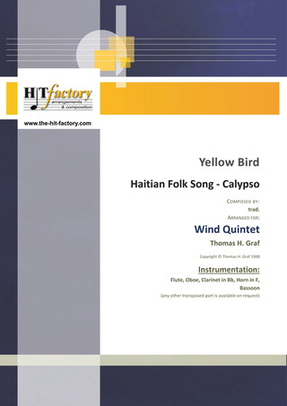 Thomas H. Graf: Yellow Bird