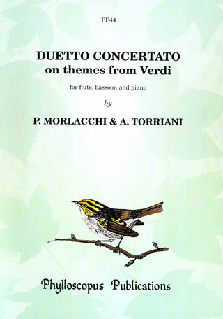 Morlacchi P. + Torriani A.: Duetto Concertato On Themes From Verdi