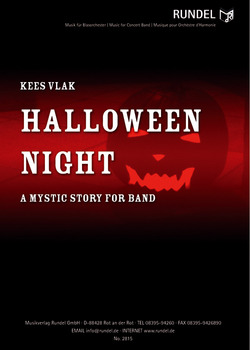 Kees Vlak: Halloween Night