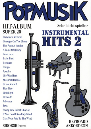 Popmusik Hit-Album Super 20: Instrumental-Hits 2