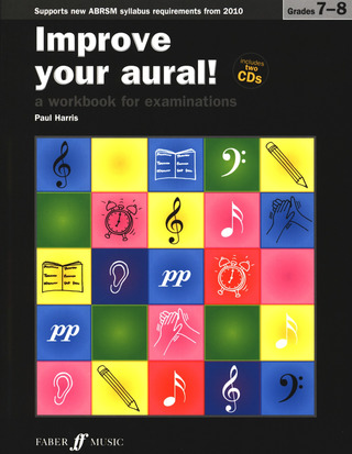 Paul Harris: Improve Your Aural 7-8