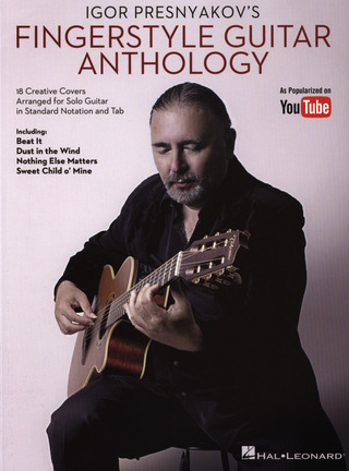 Fingerstyle Guitar Anthology